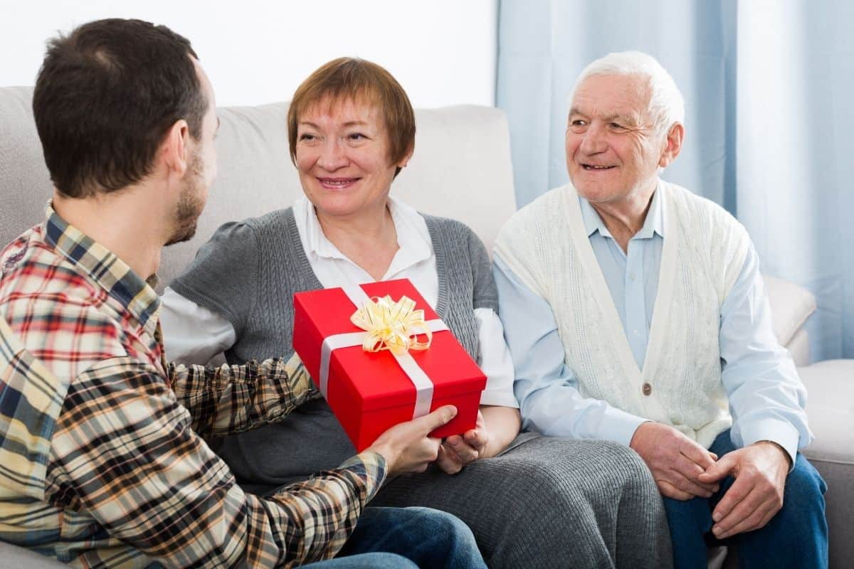 Best Christmas Gifts for Older Parents
