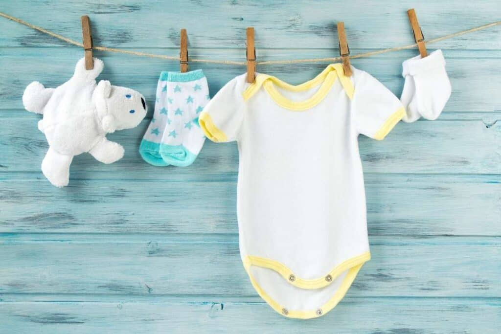 baby clothes gift