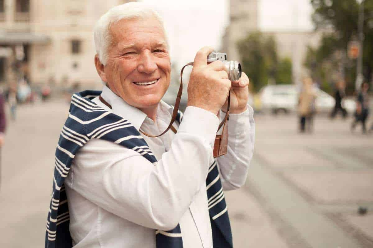 best gifts for older travelers