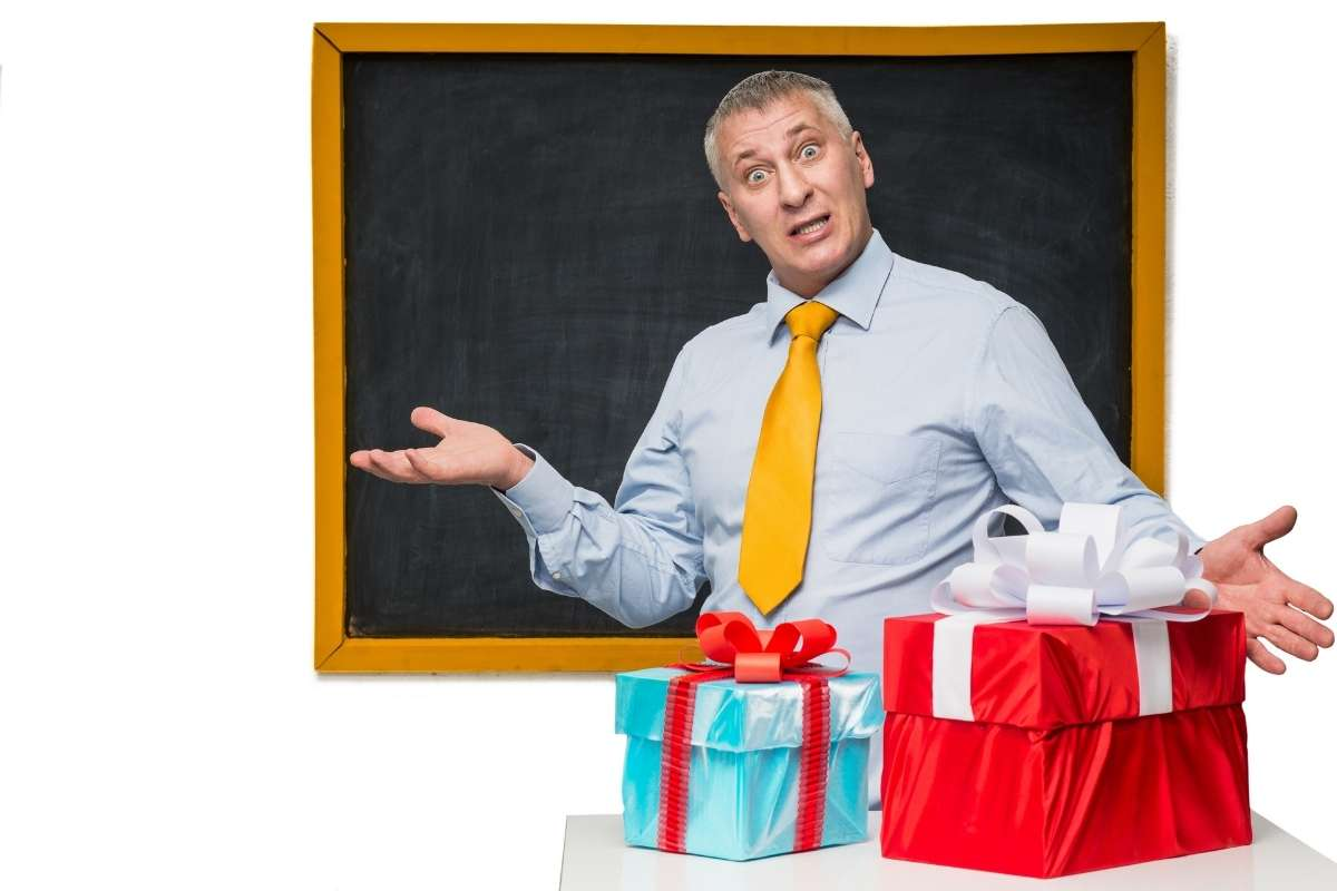 what are good christmas gifts for teachers